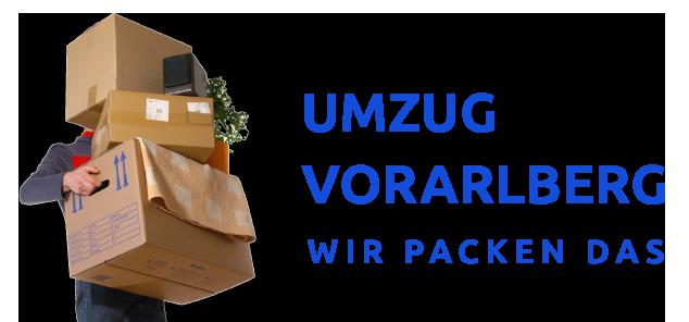 Umzug Vorarlberg Logo